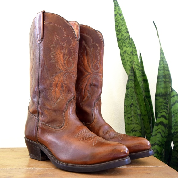 56cd081dfdf Men's 8 1/2 EE (Extra Wide) Western Steel Toe Boot